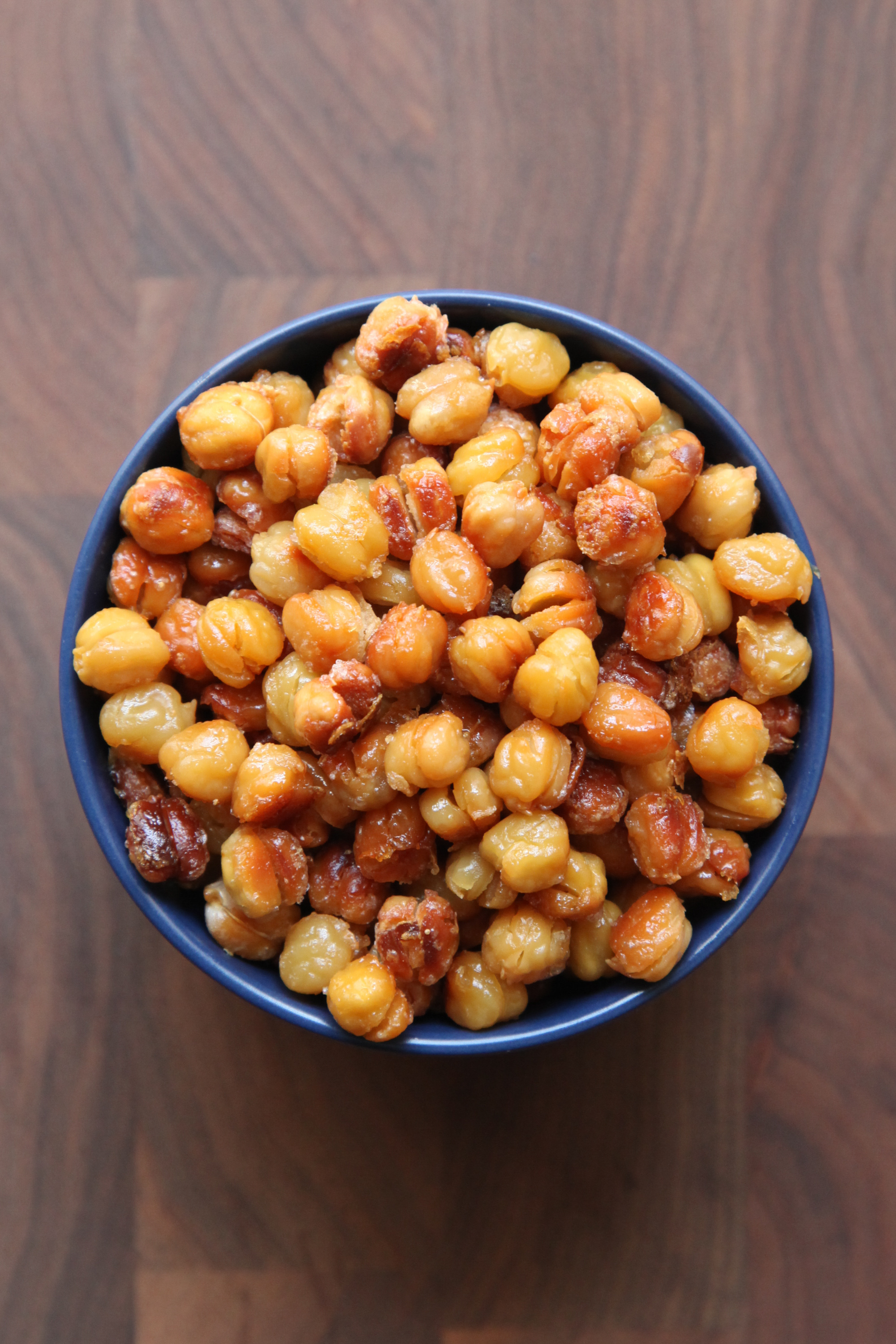 Salt and Vinegar Chickpeas | amodestfeast.com | A Modest Feast