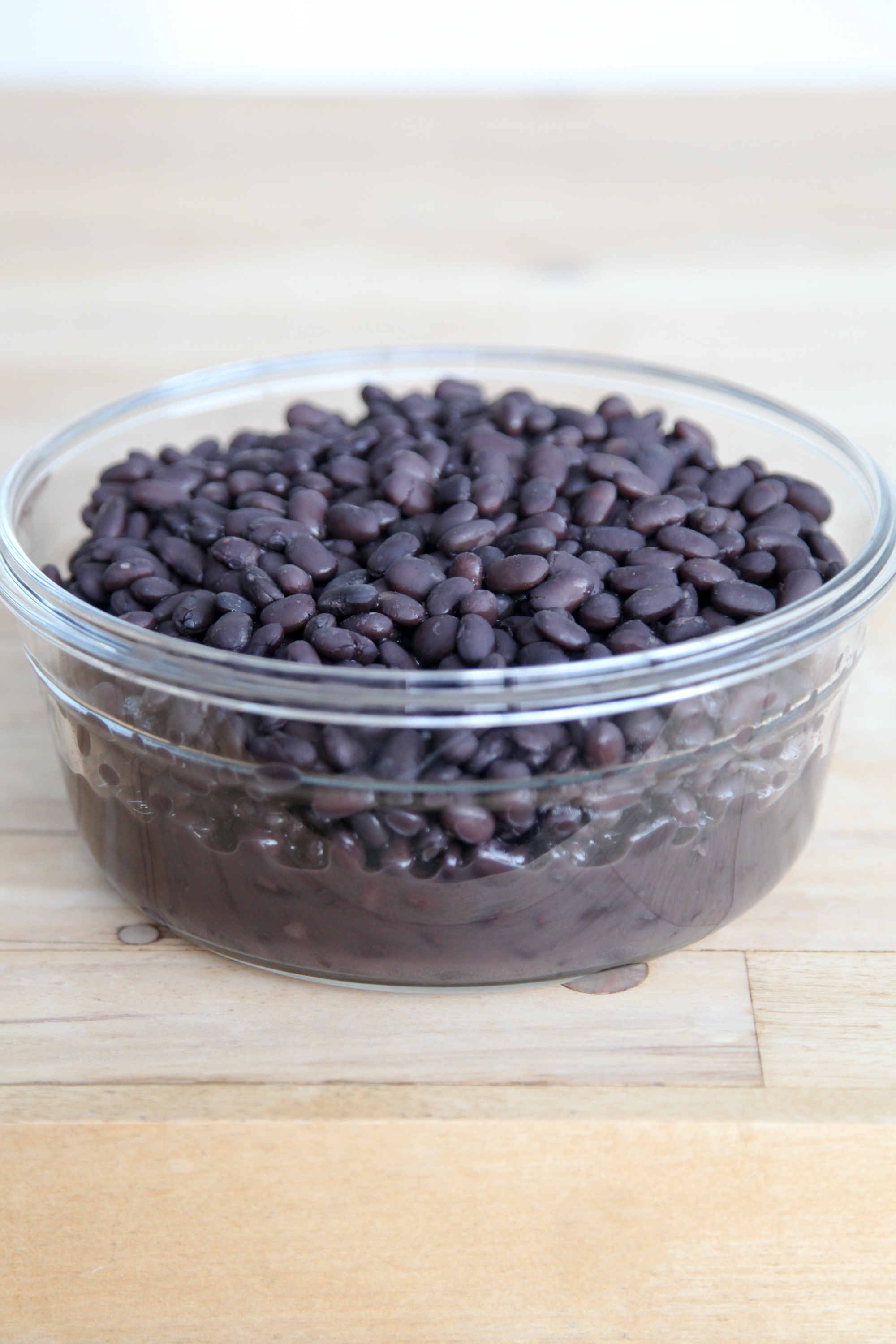 Slow-Cooker Black Beans | amodestfeast.com | A Modest Feast