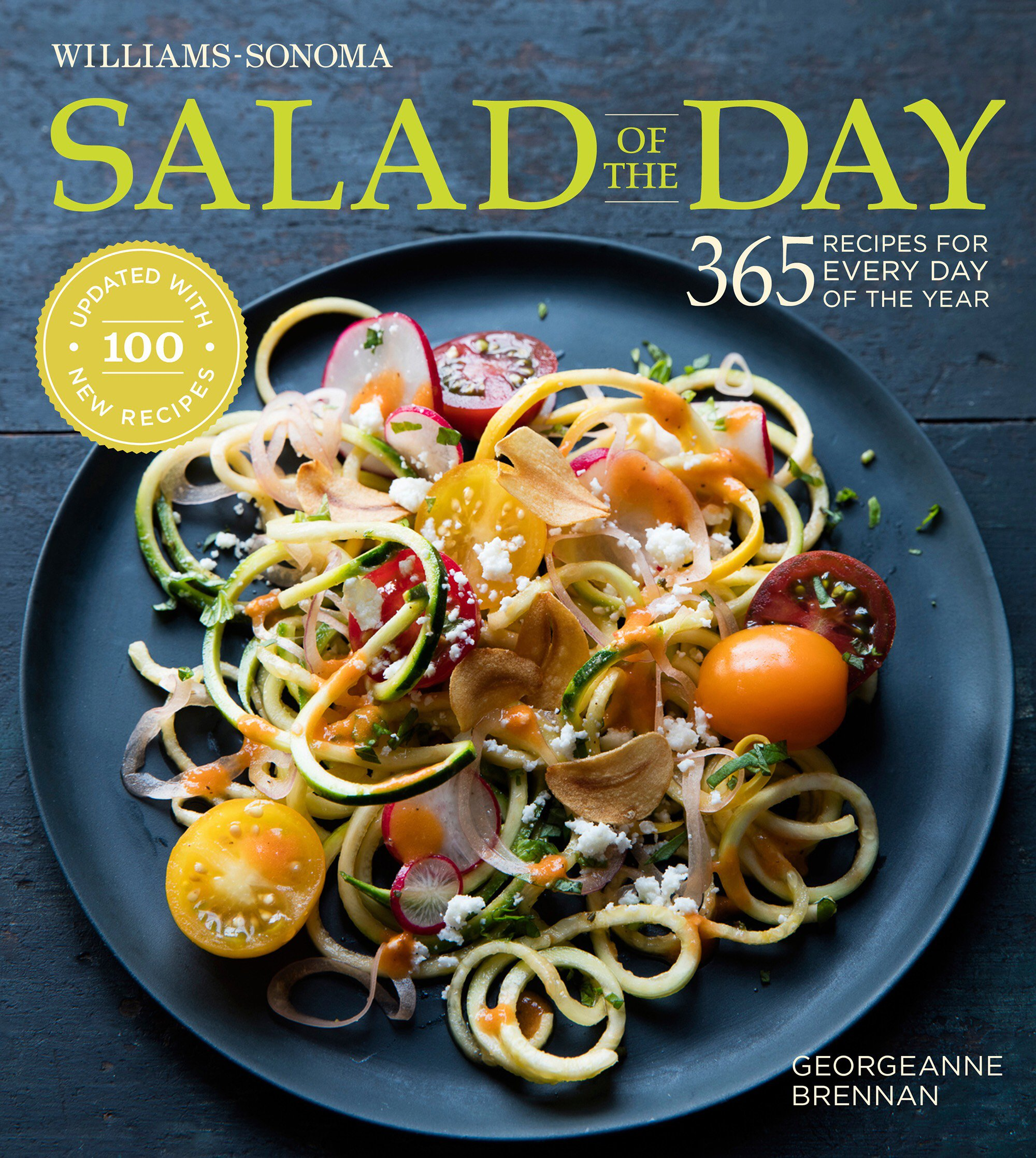 Williams-Sonoma-Salad-Day-Cookbook