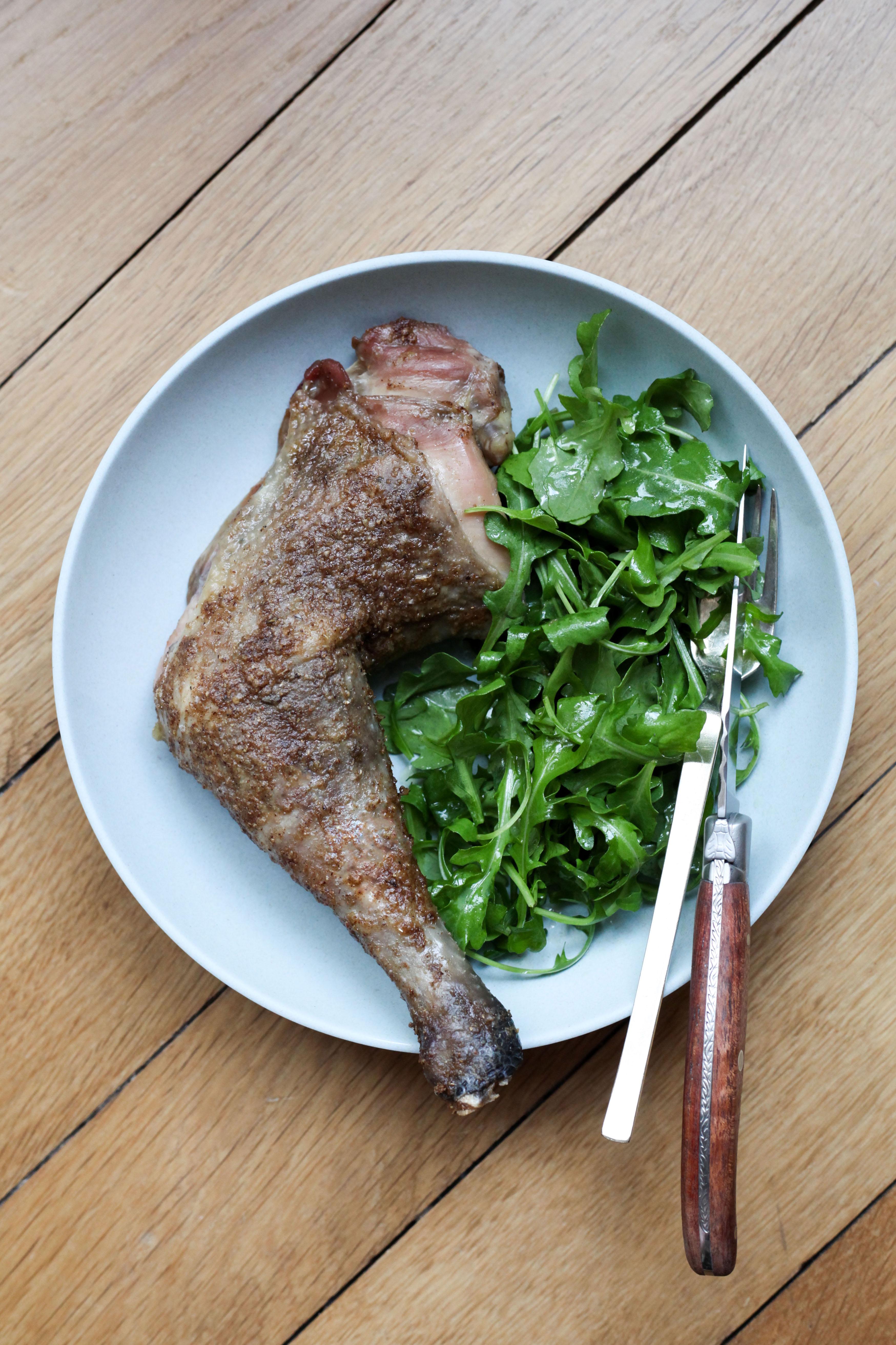 Garam Masala Roast Chicken | amodestfeast.com | @amodestfeast