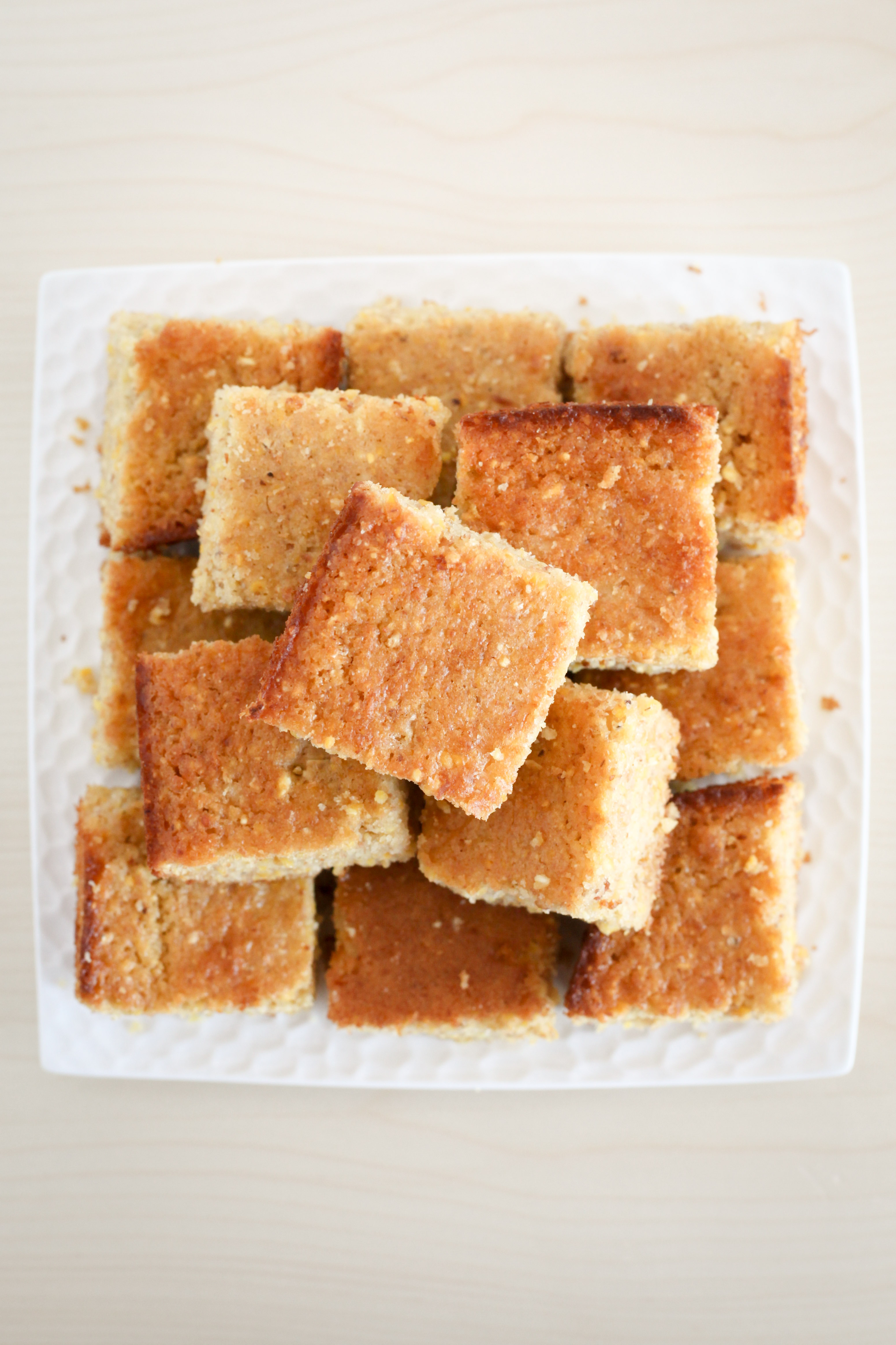 Honey Whole Wheat Cornbread | amodestfeast.com | @amodestfeast