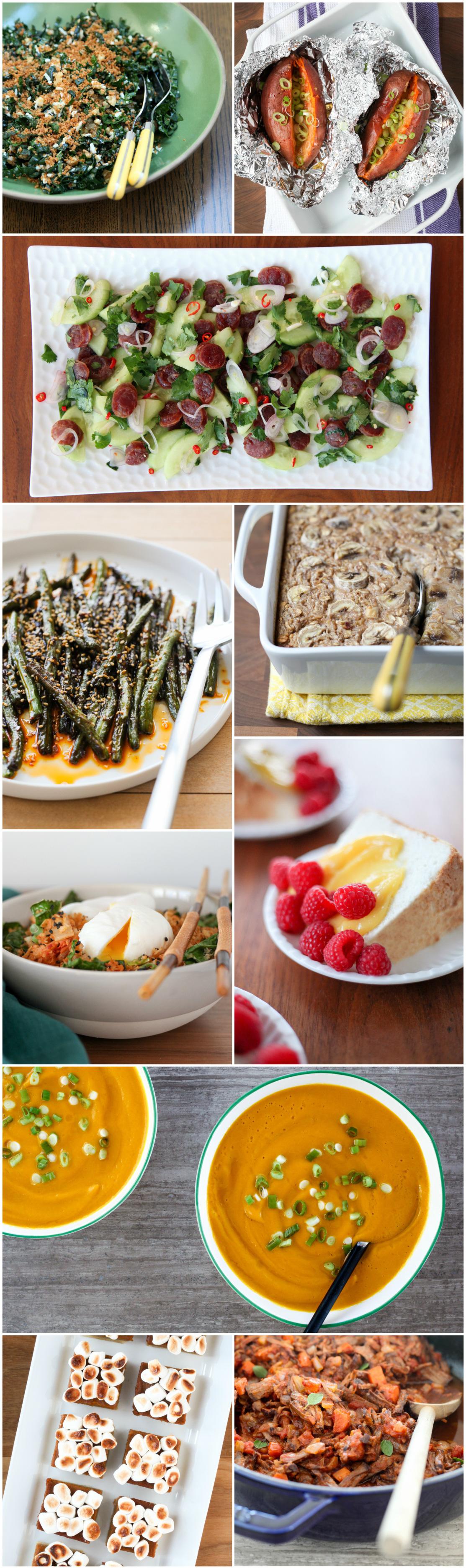 10 Favorite Recipes of 2016 | A Modest Feast | @amodestfeast